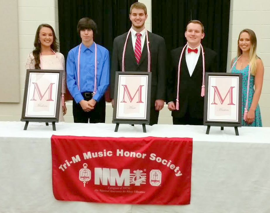 tri-m music honor society essay International tri-m music honor society learn more: encore tours recently announced the winning essay of the encore tours/tri-m music honor society.