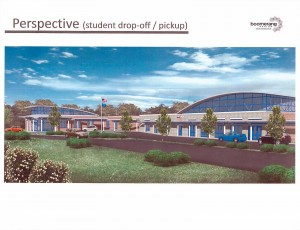 Lexington 2 contemplates historical significance in Springdale Elementary design
